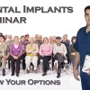 "Dr. E. Pourshirazi in Phoenix AZ presents ""Know Your Options When It Comes To Dental Implants,"" an Educational Seminar for Patients Seeking Dental Implant Solutions"