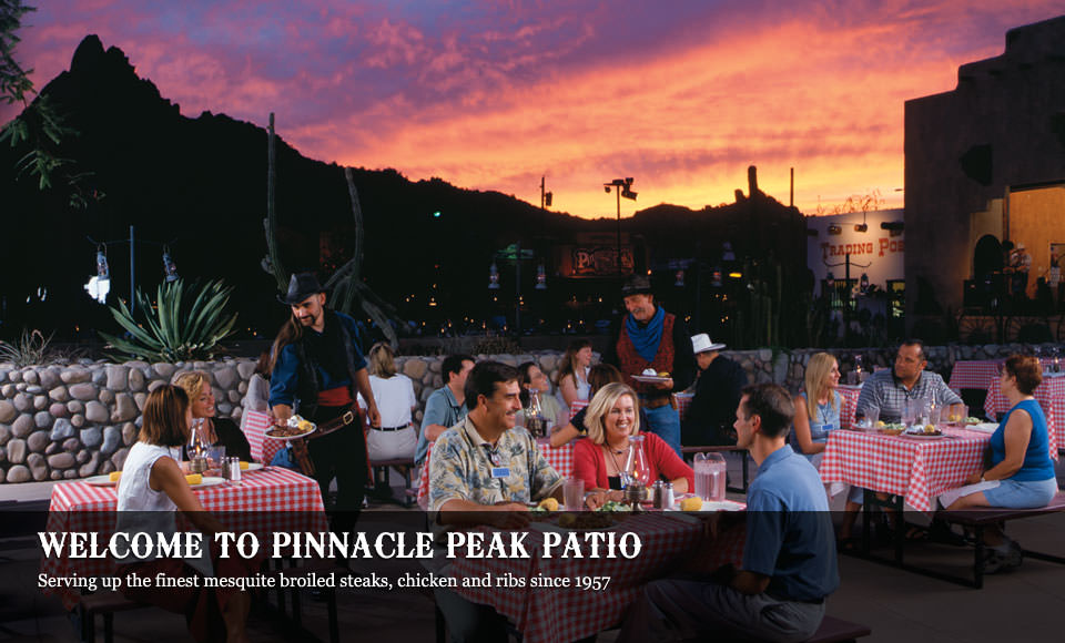 Lovely U201cWestoberfestu201d At Pinnacle Peak Patio, Saturday, October 5.
