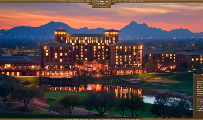 The Westin Kierland Resort & Spa in Scottsdale Arizona