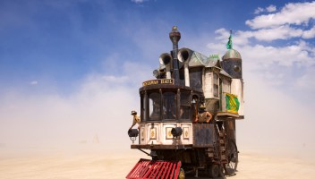 Scottsdale Public Art Presents Steampunks
