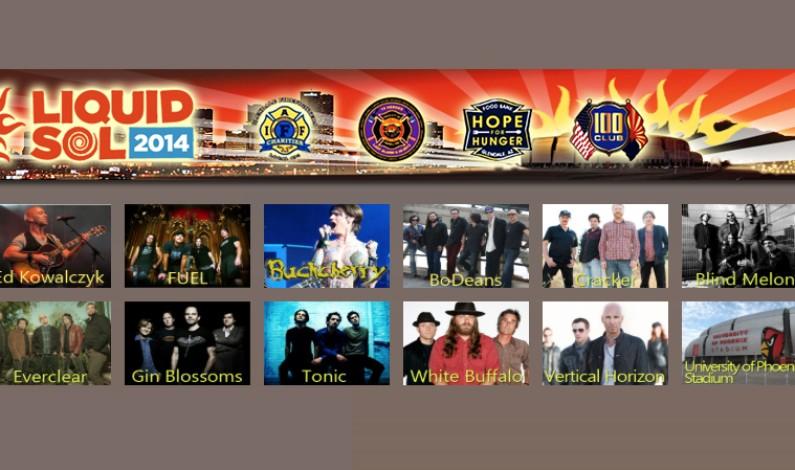 LIQUID SOL MUSIC FESTIVAL ANNOUNCES TALENT LINEUP
