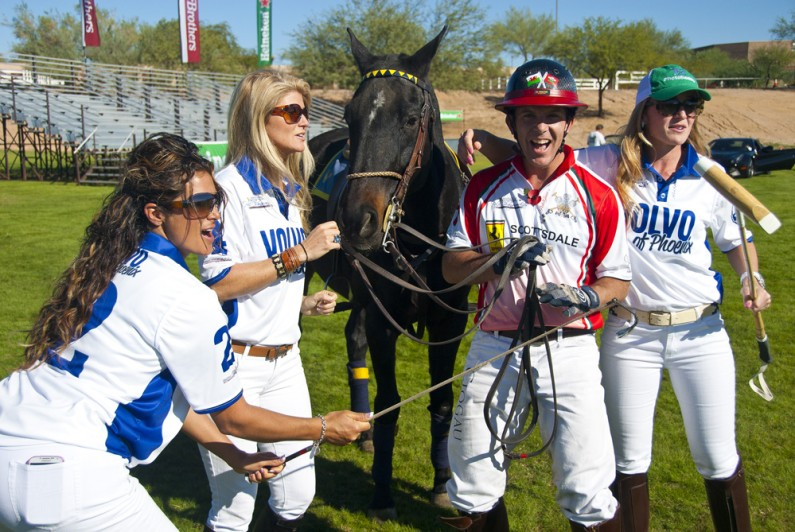 Scottsdale Polo Championships Meet and Greet