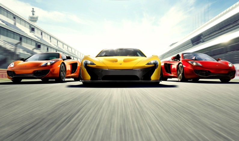 McLaren Motorsports arrives in Scottsdale, AZ