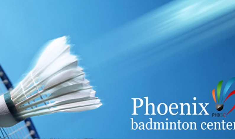 Phoenix Goes Pro with New Badminton Facility