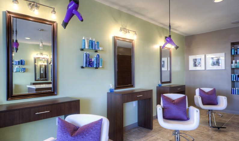 SHINE A BLOW DRY BAR Salon in Scottsdale