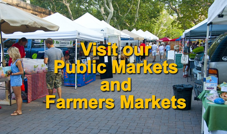 Arizona Farmers Markets List and Locations