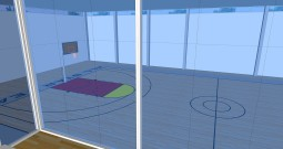 All Star Dream House Basketball Facility