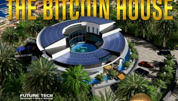 The Bitcoin House available Worldwide