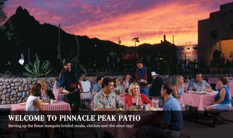"""""""Westoberfest"""" at Pinnacle Peak Patio"""