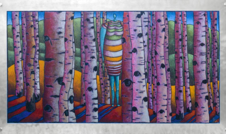 The Calvin Charles Gallery Hosts a Solo Show by Artist Jerri Lisk