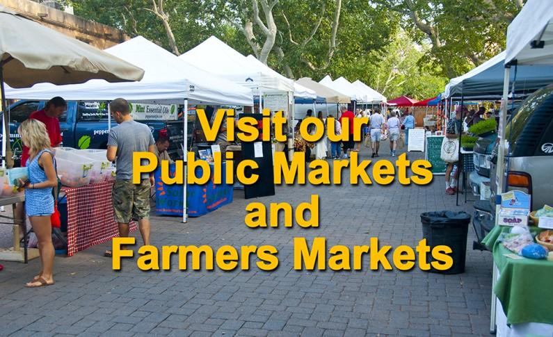Arizona Farmers Markets List and Locations