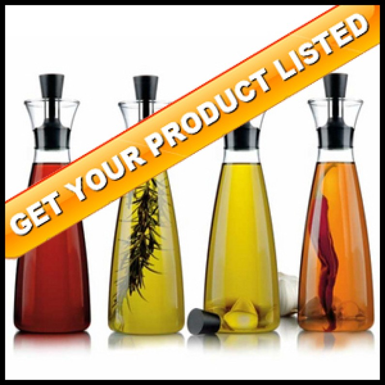 Peppered Oils