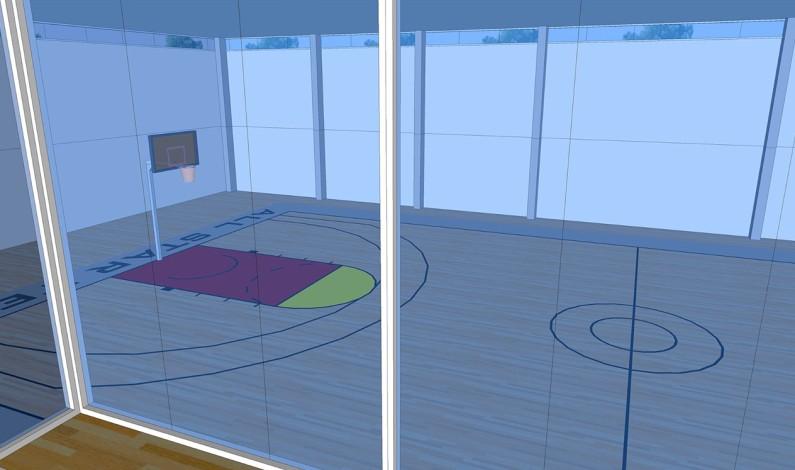 All Star Dream House Basketball Facility