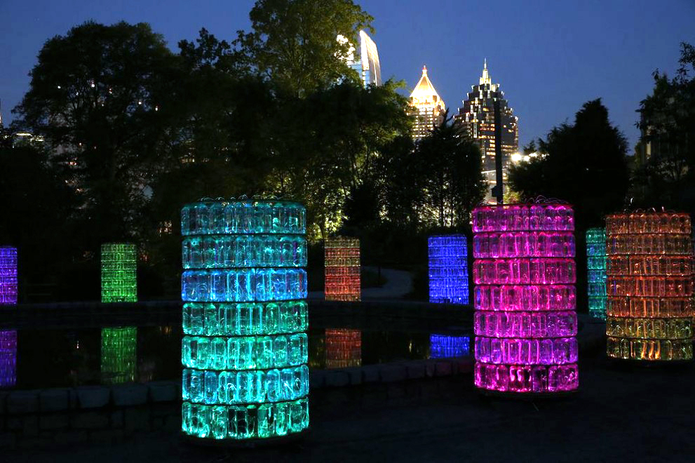 I Ve Viewed Bruce Munro S Installations At Other Locations And Am Very Excited To See How It Will Look In Our Sonoran Desert Environment Said Garden